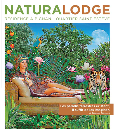 Résidence Natura Lodge Ideom