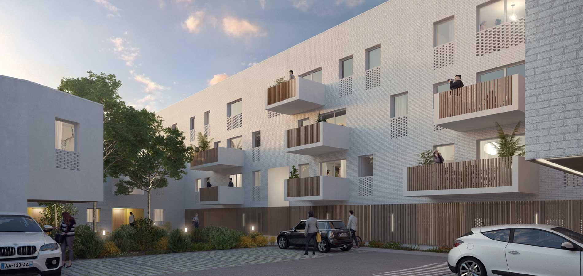 Choississez votre appartement du 2 au 3 pi ces ou villa 4 for Logement neuf achat