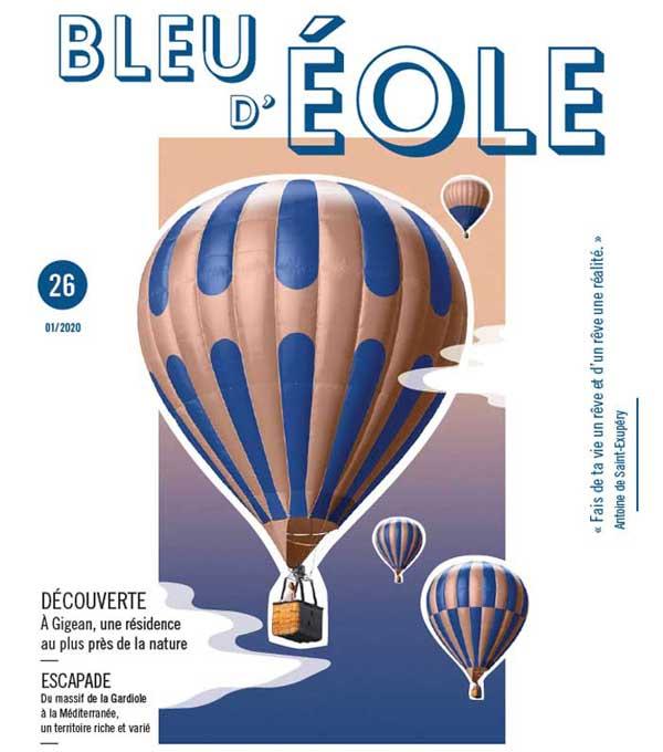 Résidence Bleu d'Eole