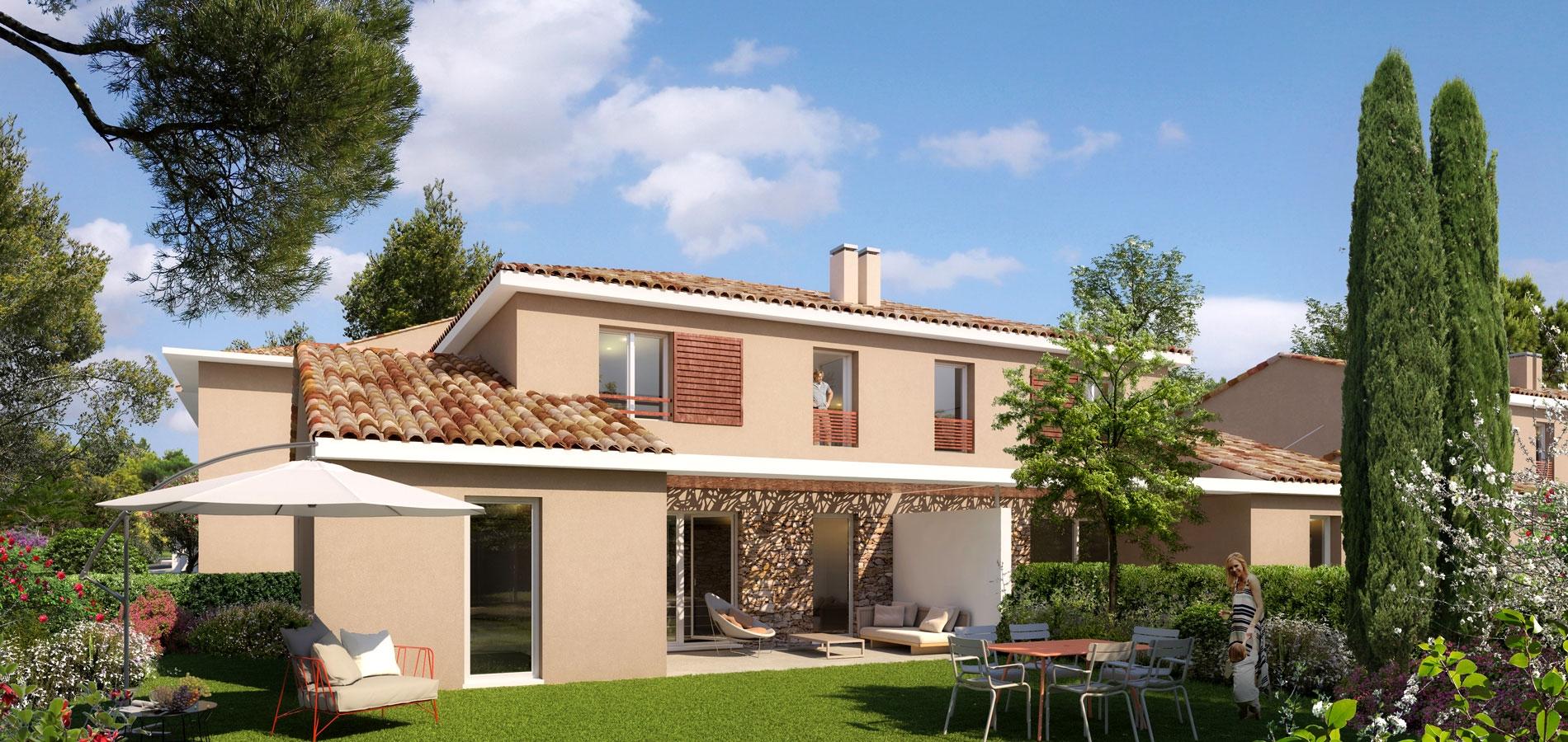 Choississez votre villa ou appartement du 3 au 5 pi ces - Programme immobilier salon de provence ...