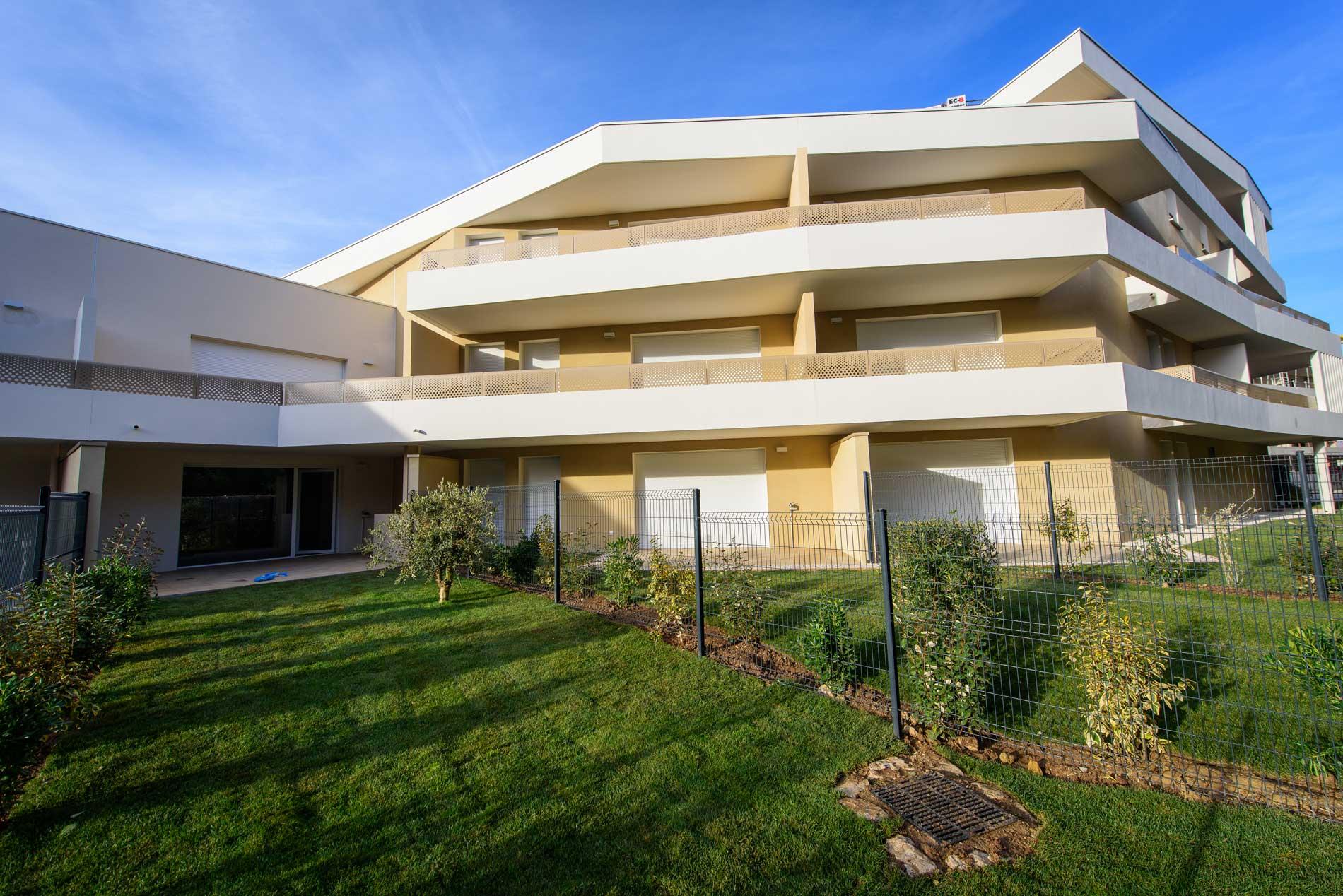 Choississez votre appartement du 2 au 4 pi ces immobilier for Piscine castelnau le lez